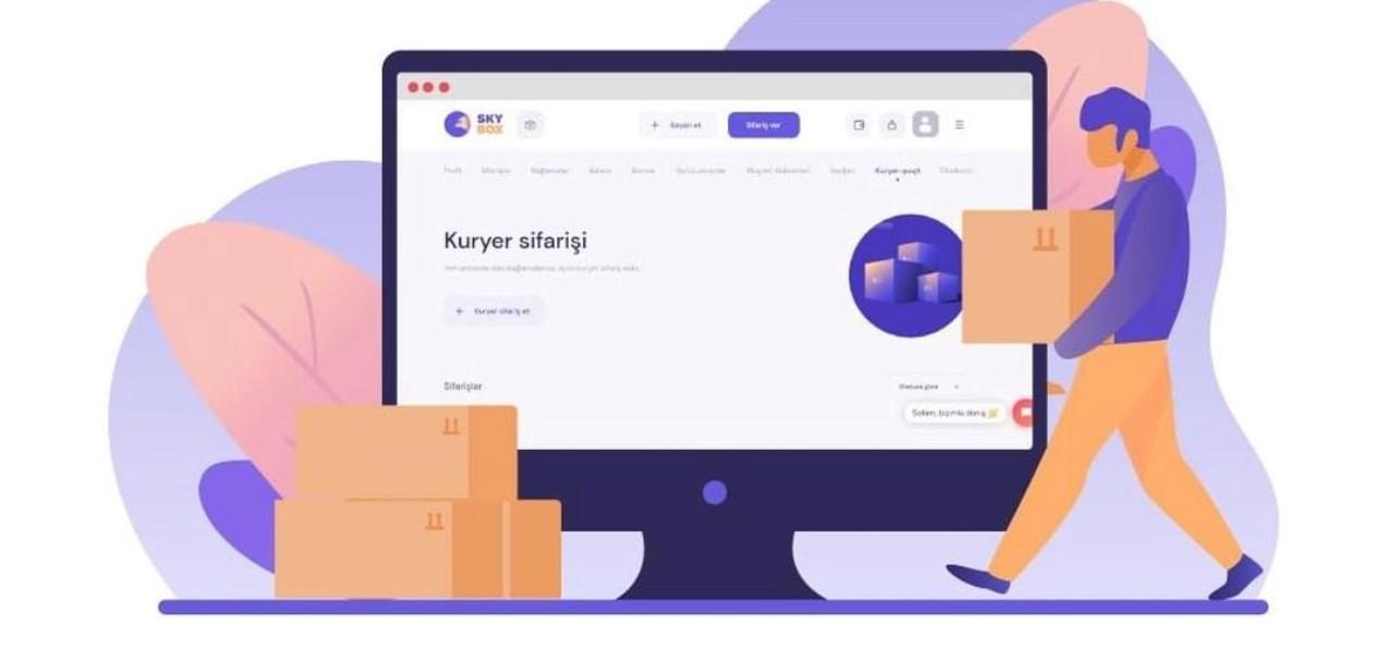 Kuryer və Azərpoçt sifarişlərini daha rahat etdik!
